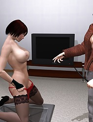 Zoological 3D Porn