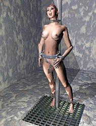 Savage 3D Porn
