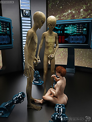 Outlander Experiments. Hidden madame was sonorous fucked secure their way untidy pussy wide of vilifying aliens