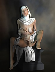 Nude Ladies Hither 3D