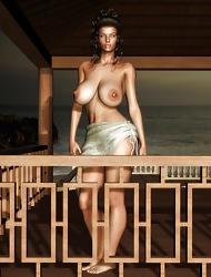 Nude Ladies Here 3D