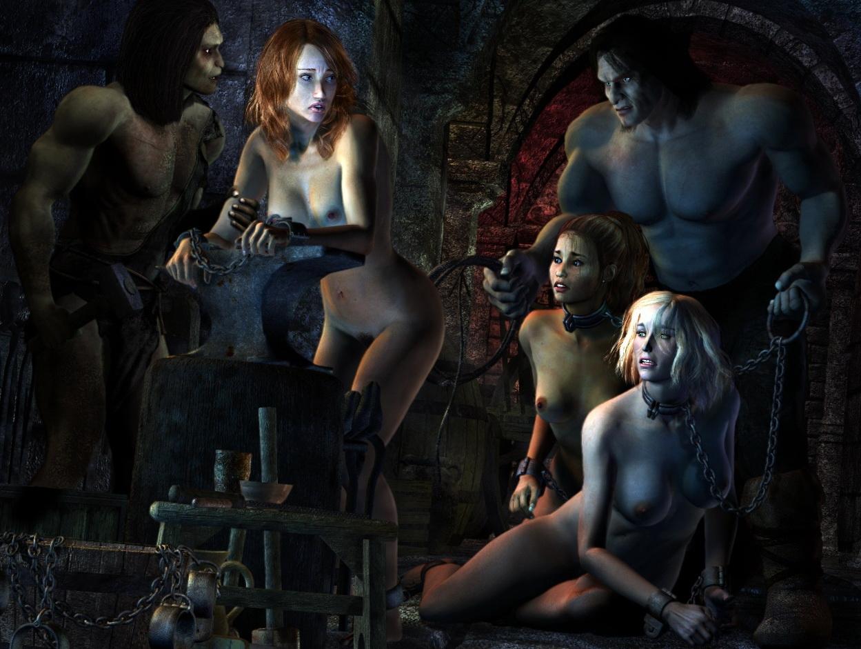 Секс рабыни в кандалах 9 фотография