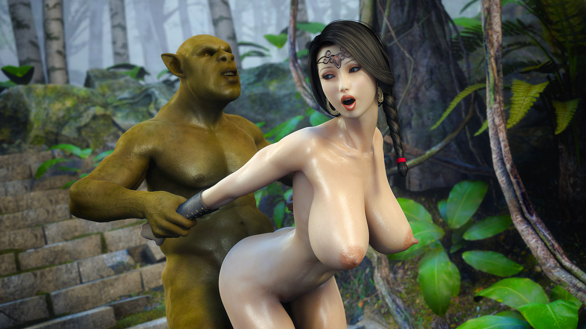 Fairies with ogre sex nude movies