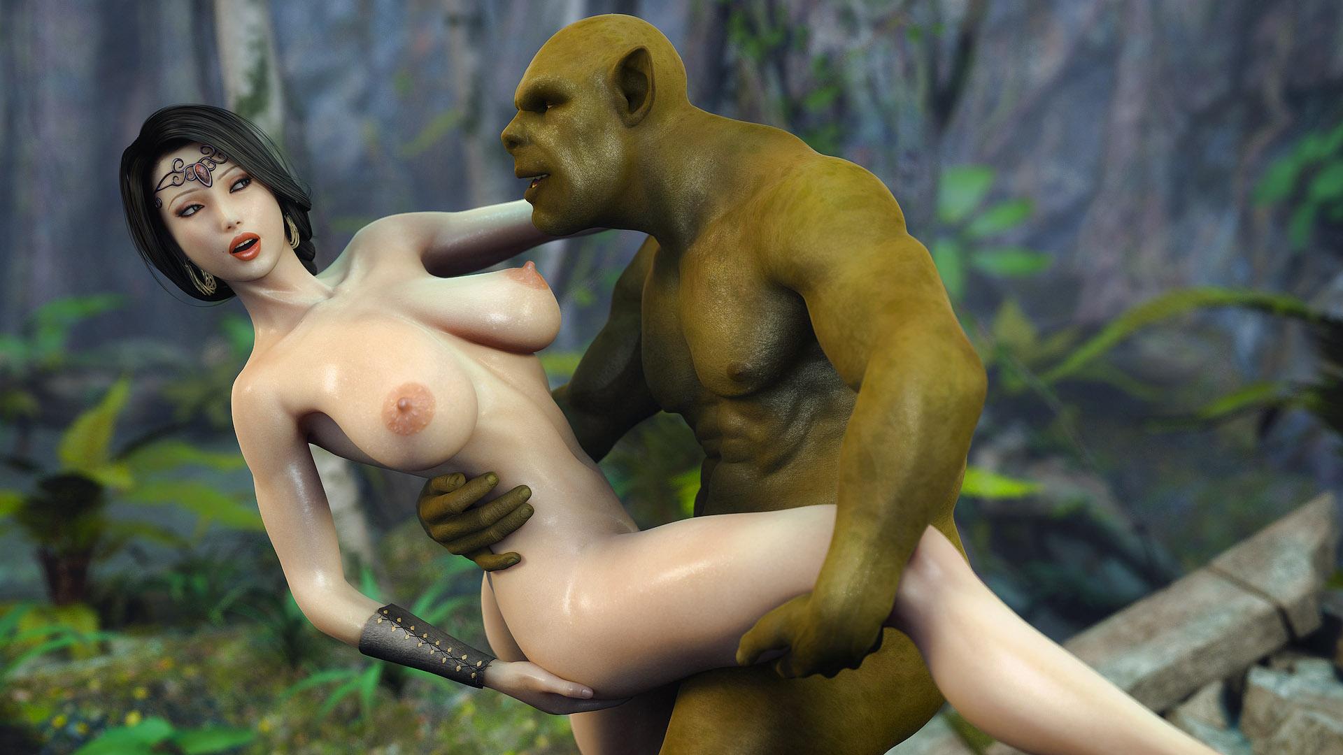 мультфильм 3-d порно