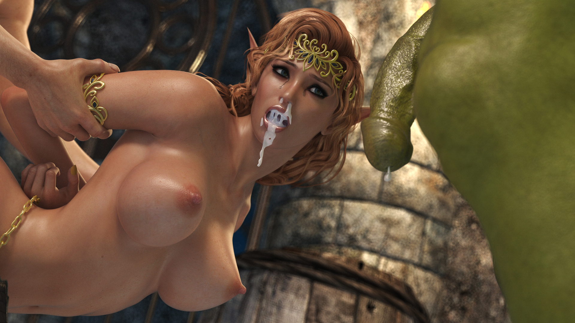 Porno monsters elven sex clips