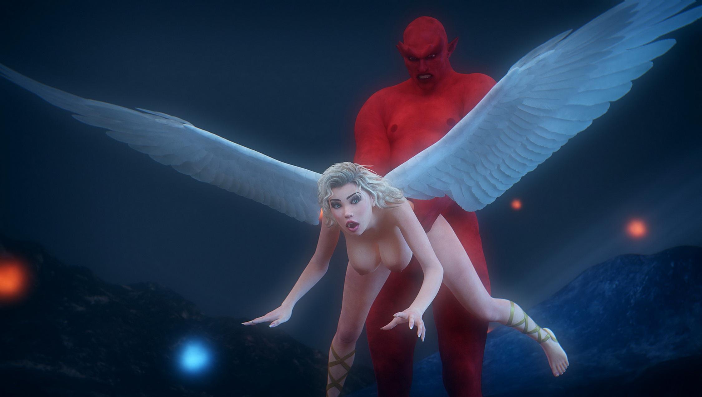 Эро ангелочки