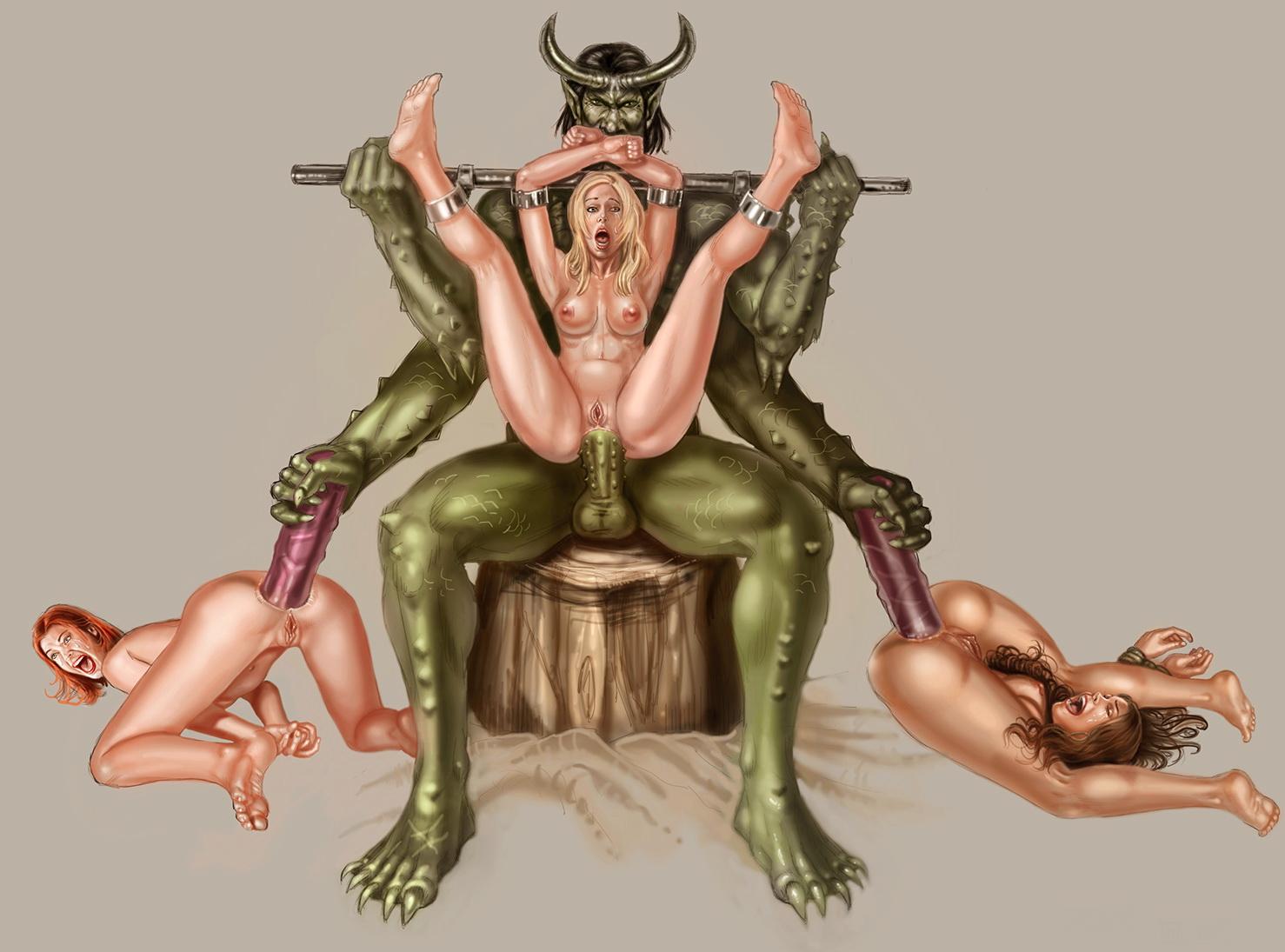 Demon slayer erotic erotic clip